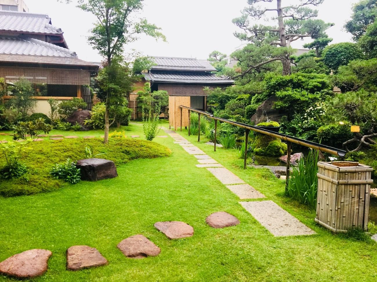 Lunch at Seiwasou (Fushimi, Kyoto)