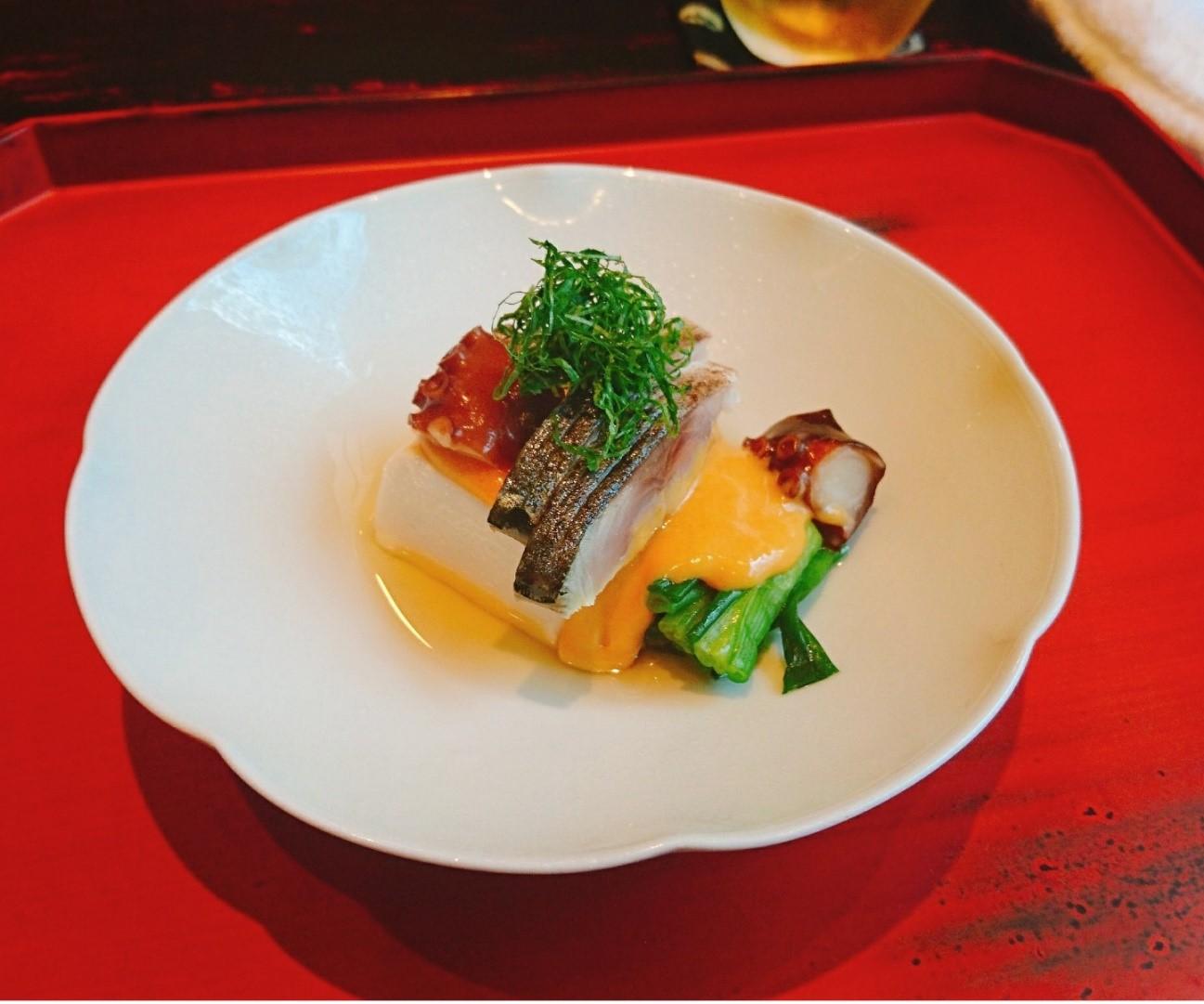 Lunch at Ichijunisai Ueno Toyonaka!