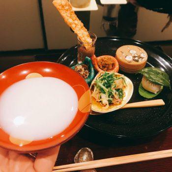 Traditional Japanese kaiseki in Kyoto: Gion Suetomo