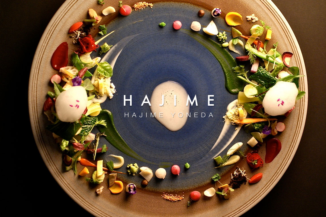 HAJIME Osaka restaurant