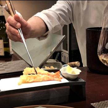 "Luxurious Tempura + Kaiseki Course at 2 Michelin Star ""Shunsaiten Tsuchiya""."